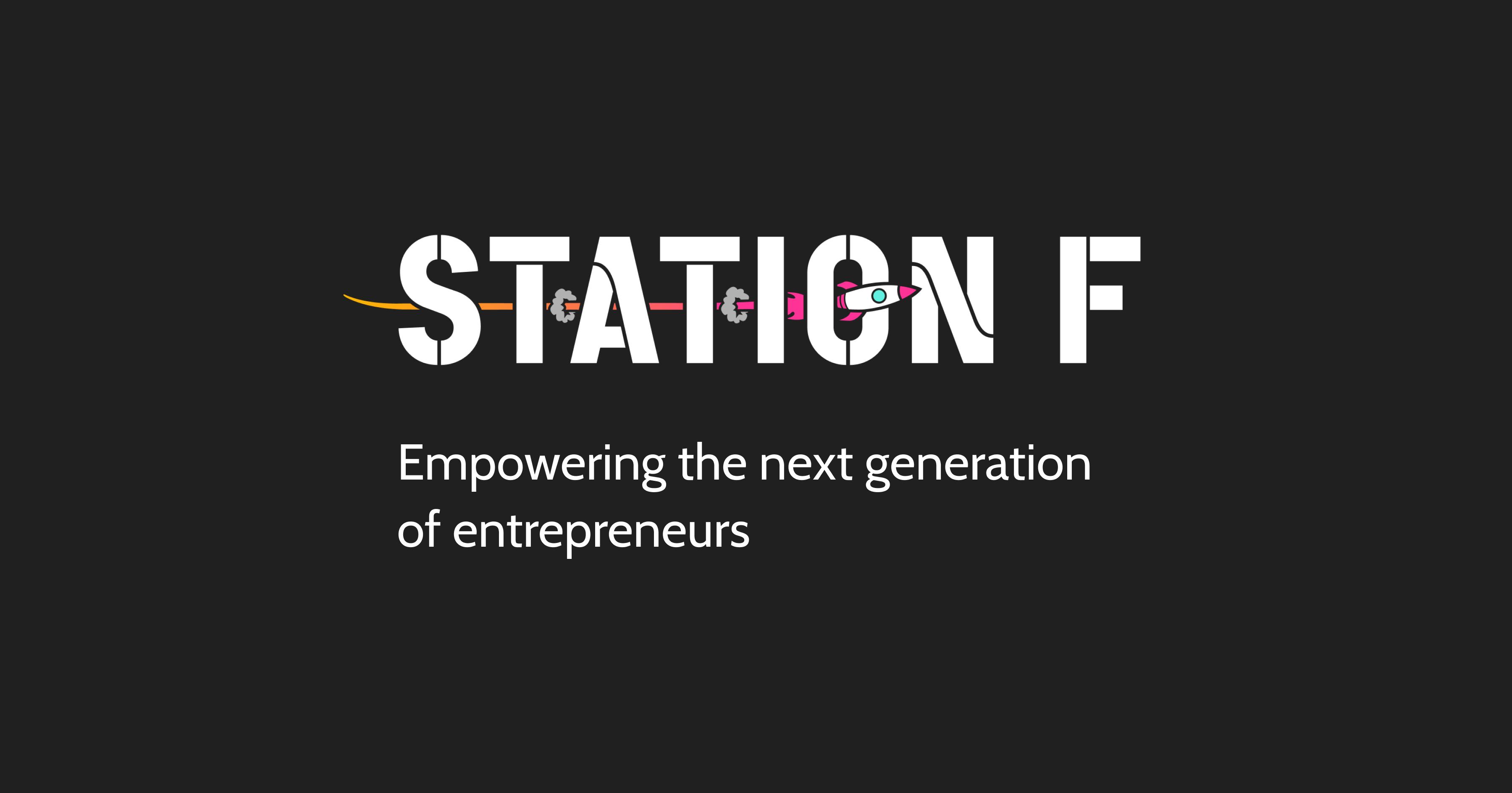 STATION F - World's biggest startup campus