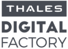 Logo for Thales Digital Factory